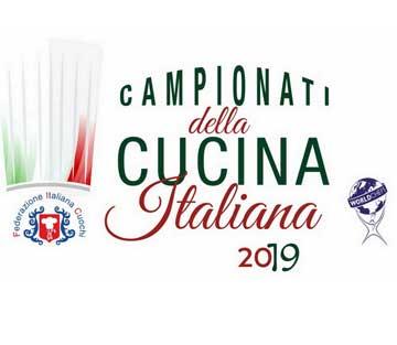 Campionati cucina italiana 2019