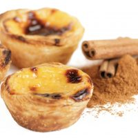 SpeeDelight recipes - Pastel de nata