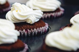 Double chocolate gluten-free sponge cake & whipped cream speedelight pep recipe