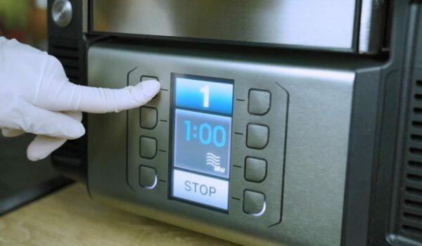 調理はボタン1つ