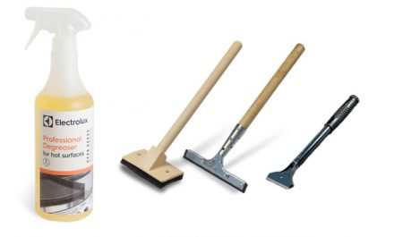 professional degreaser hot surfaces