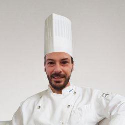 Chef Claudio Petracco