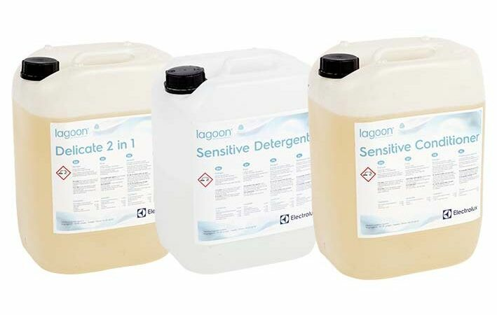 laundry detergent accessories and consumables