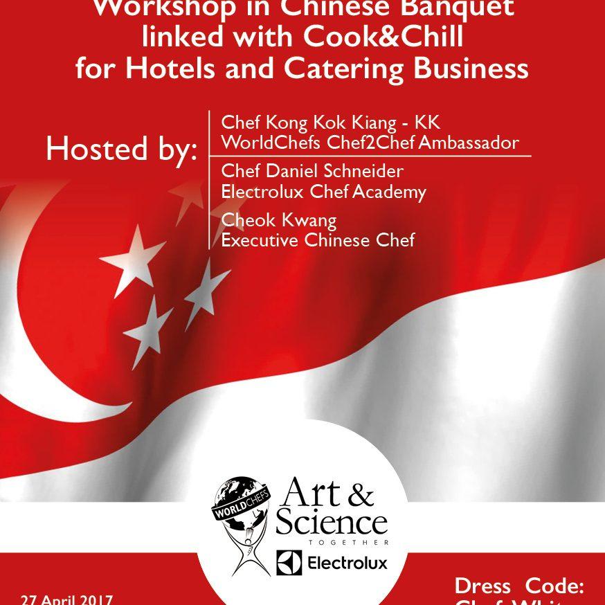 invitation workshop Singapore