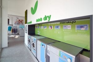 wyposażenie pralni electrolux