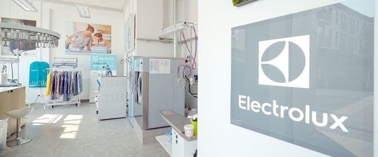 electrolux wyposazenie