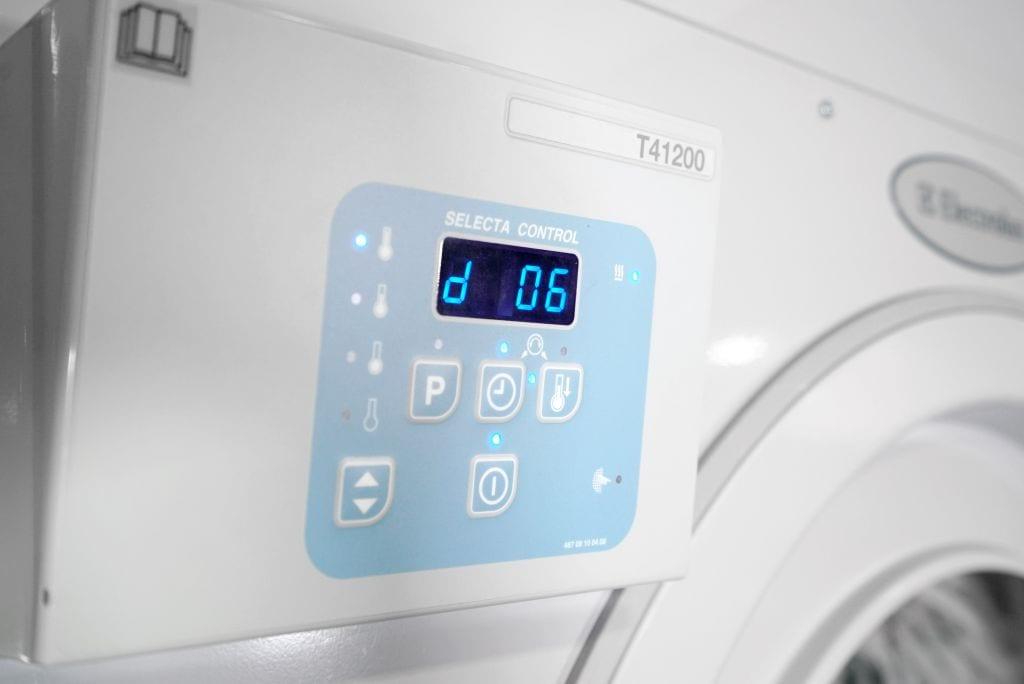 pralnia hotelowa electrolux wyposazenie pralni