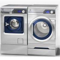 Line 6000 tvätt- och torktumlare