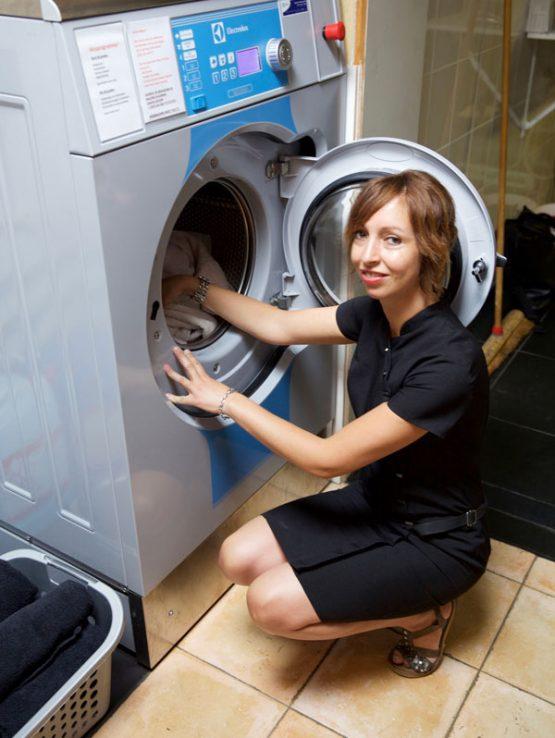 Bokningssystem tvättstuga - Samla tjänsterna på ett ställe