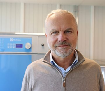 Peter Sundqvist, Electrolux Professional