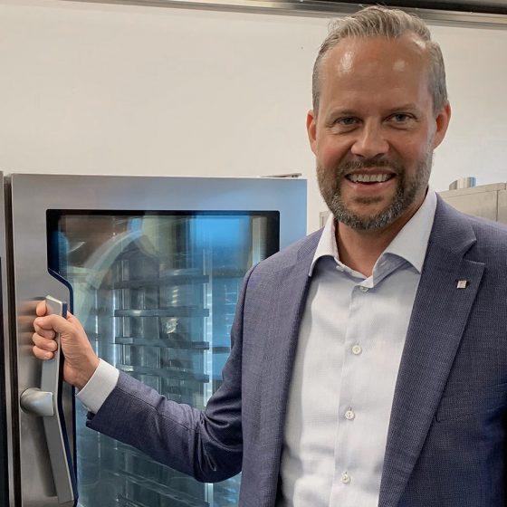 Kristian Ekström presenterar SkyLine