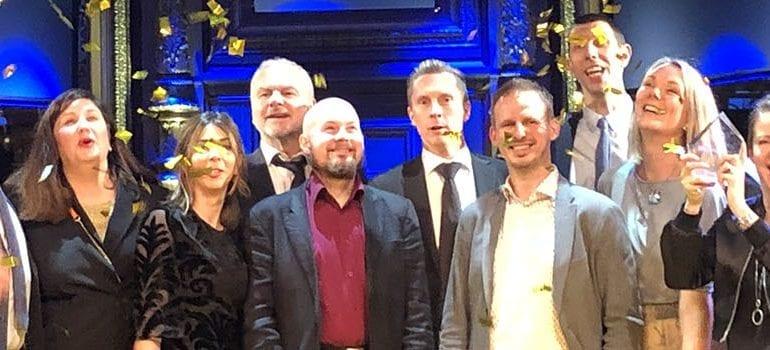 HSB Living Lab vann årets World In Property Award