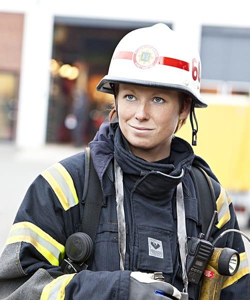 Utrustning för räddningstjänst