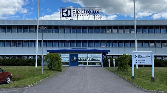 Electrolux Professional Ljungby