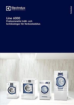 Broschyr AHL Flerbostadshus Line 6000