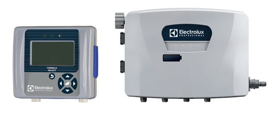 Efficient Dosing för tvättmaskiner med CompassPro