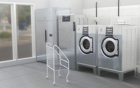 3D tvättstuga arkitekter projektering
