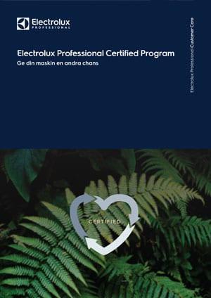 Broschyr Certified Program