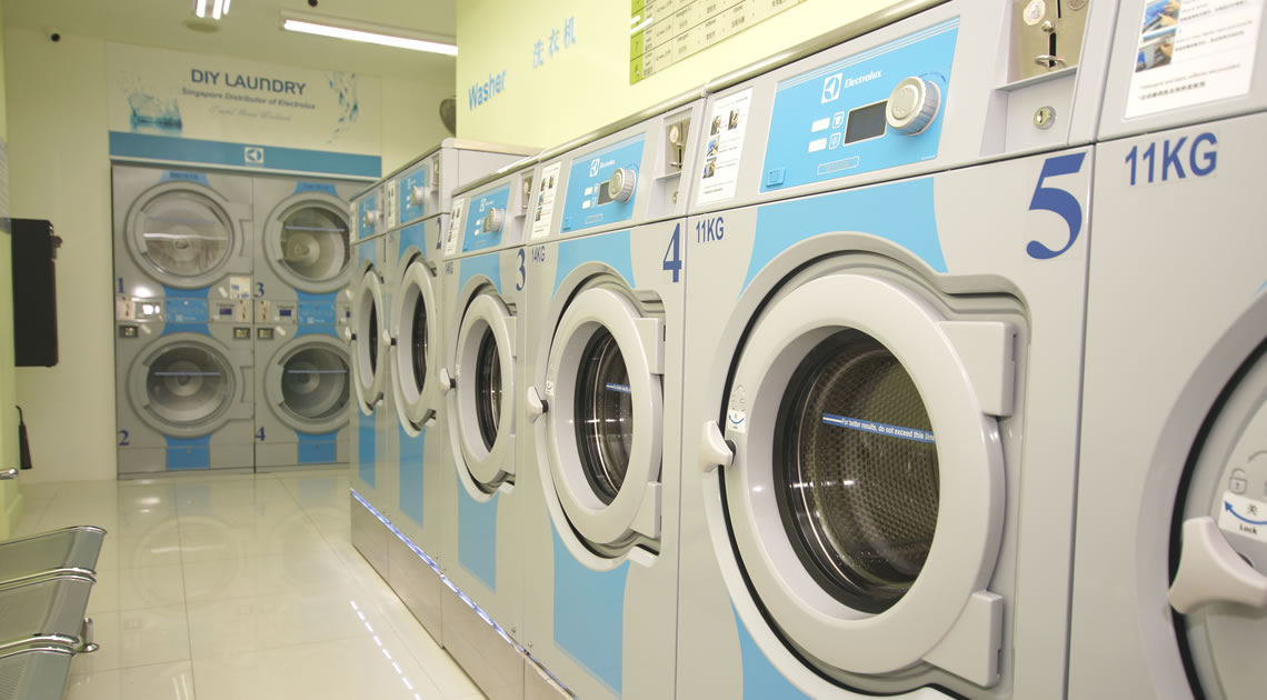 Diy Laundry In Singapore Is A New Laundry Experience