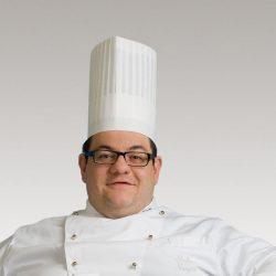 Chef Stefano Sangion