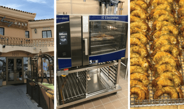 Honey Salt Front, Electrolux Professional equipment with Smoked Shrimp Recipe