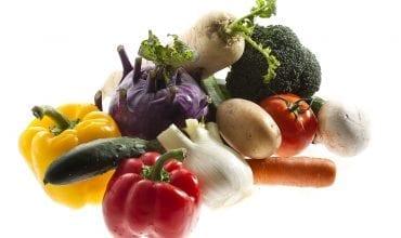 Food Preparation -- Vegetables