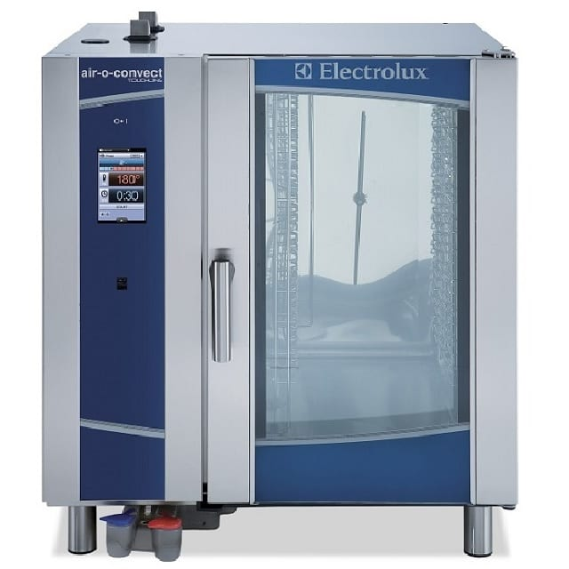 air-o-convect Touchline combi oven   Electrolux Professional