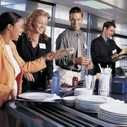 Corporate Dining Segment   Electrolux Professional