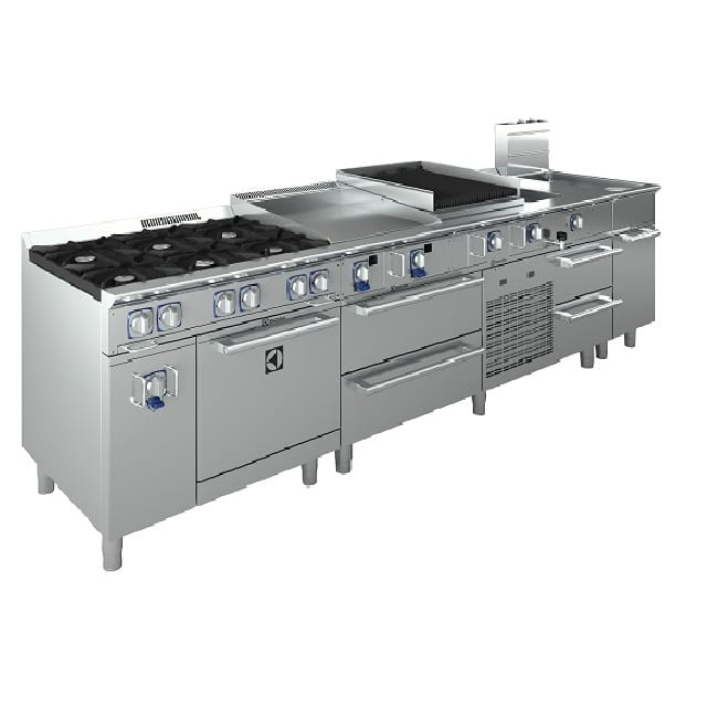 EMPower: Professional Modular Cooking Range | Electrolux Professional