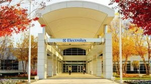 Electrolux Charlotte Headquarters - Front