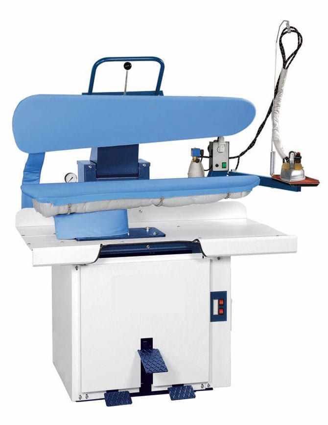 Finishing Equipment - Ironing Table | Laundry Systems - Electrolux Professional