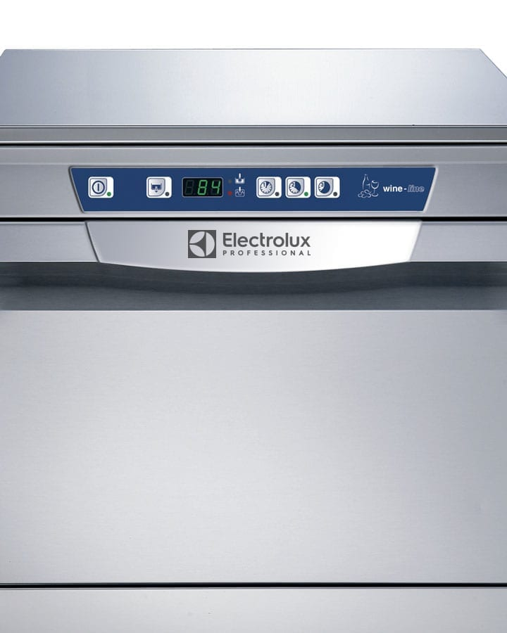 Undercounter Dishwasher   Food Service - Electrolux Professional North America
