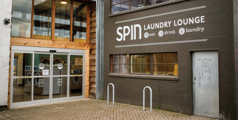Spin Laundry Lounge | Electrolux Professional