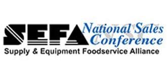 SEFA National Sales Conference Logo