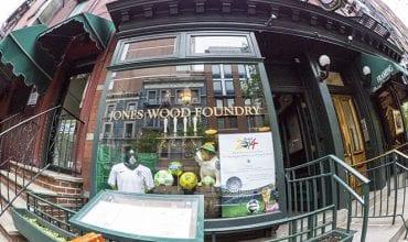 Jones Wood Foundry
