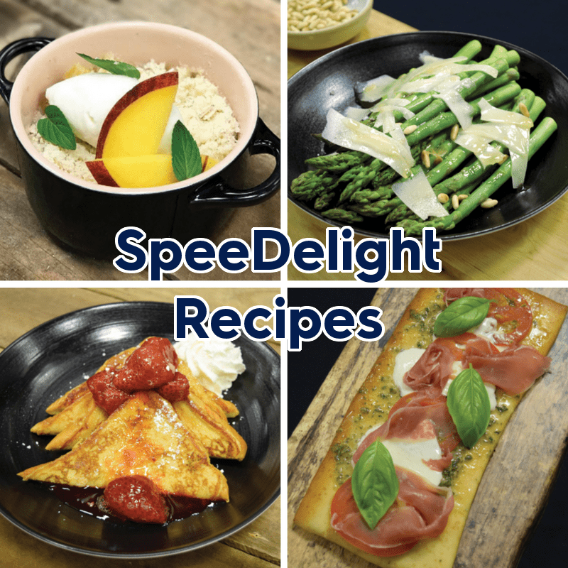 SpeeDelight Recipes Logo