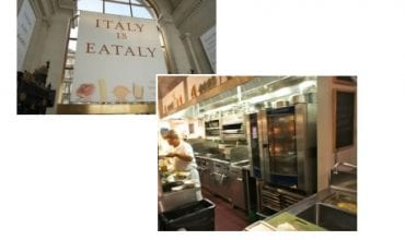 Eataly New York USA