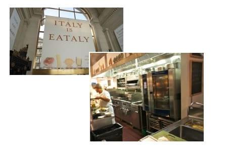 Eataly New York USA