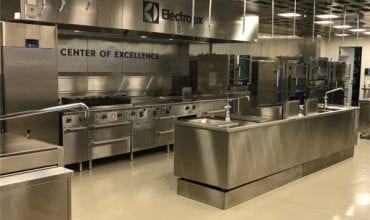 Center of Excellence - Test Kitchen