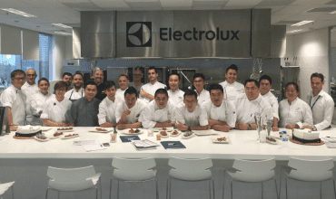 Electrolux Professional extends worldwide activity with Worldchefs