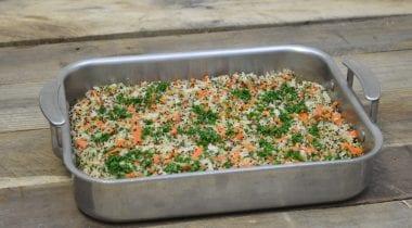 Cauliflower and Carrot Quinoa Recipe