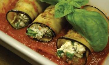 Eggplant Involtini SpeeDelight Recipe