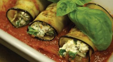 Eggplant Involtini SpeeDelight Recipe