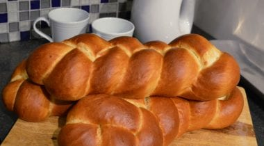 Honey Challah Bread Recipe