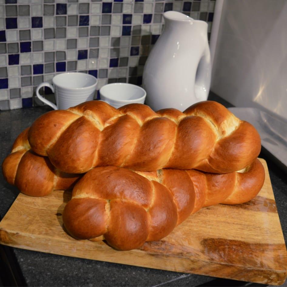 Honey Challah Bread Recipe