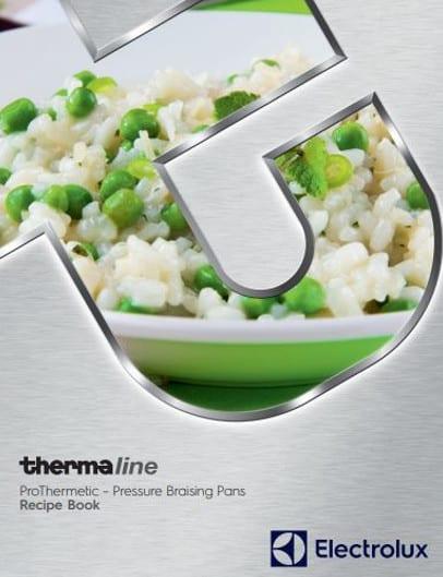 Pressure Braising Pan Recipe Book Cover