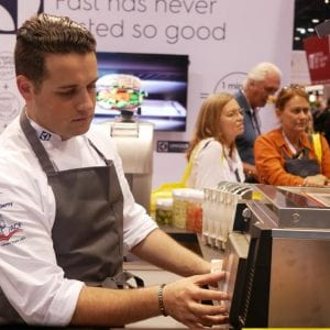 NRA Show 2018 - Electrolux Professional