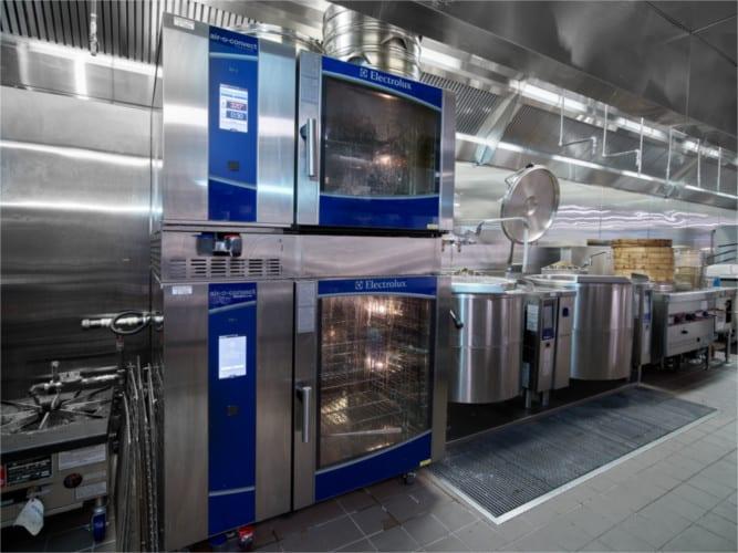 Parq Vancouver Kitchen