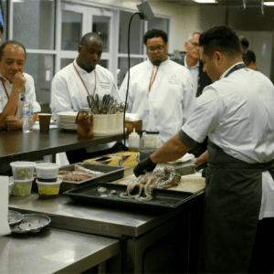 Sustainable Seafood Creations Seminar 3