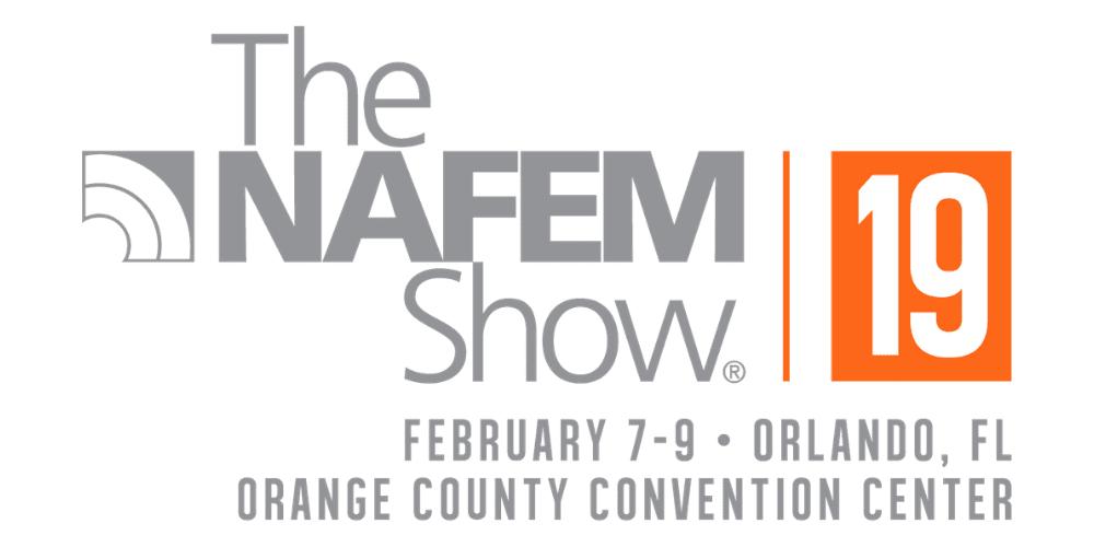 NAFEM Show 2019 Logo